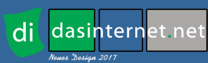 Neues Design 2017 - dasinternet.net 4.0